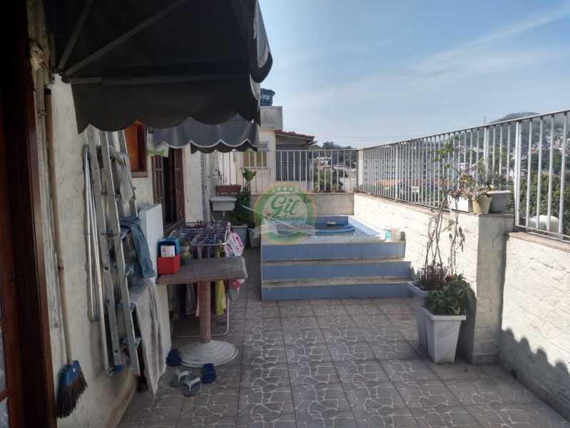 bd1807fe-466d-4e86-a5be-1a9211 - Cobertura 3 quartos à venda Tanque, Rio de Janeiro - R$ 420.000 - CB0212 - 6