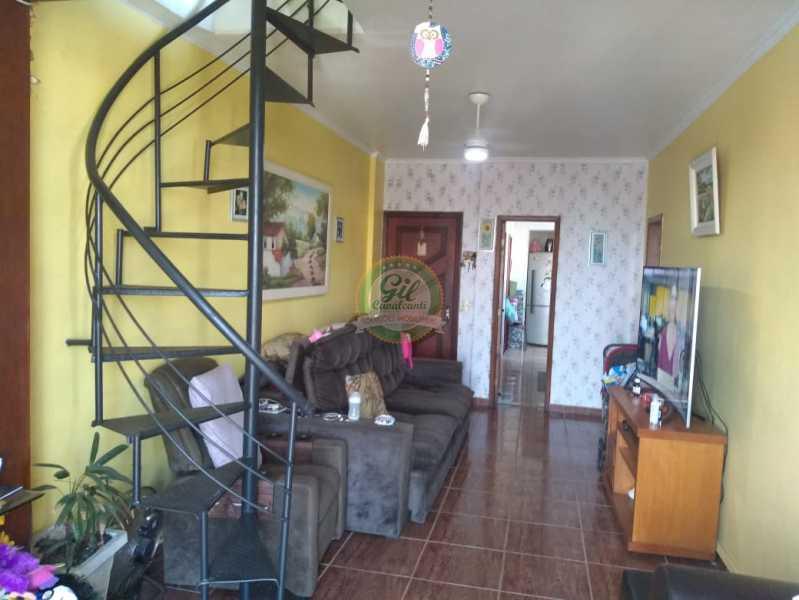 efe247a6-4061-420c-86e9-5b1b2d - Cobertura 3 quartos à venda Tanque, Rio de Janeiro - R$ 420.000 - CB0212 - 17