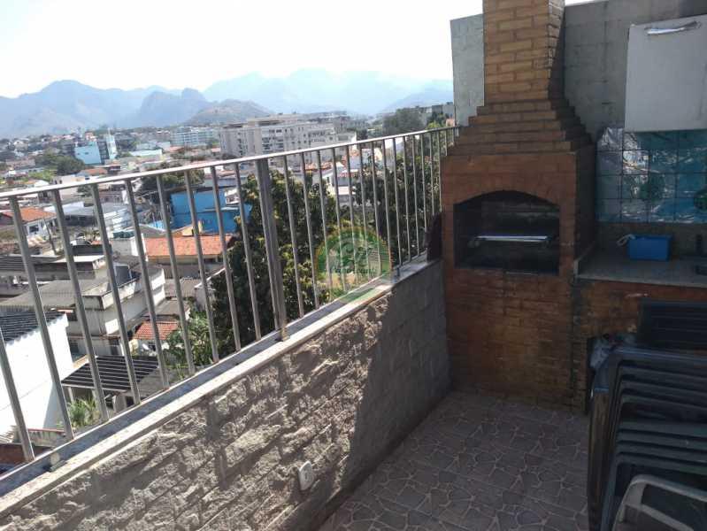 f4e6bfb2-9aeb-4431-81e6-e39035 - Cobertura 3 quartos à venda Tanque, Rio de Janeiro - R$ 420.000 - CB0212 - 9