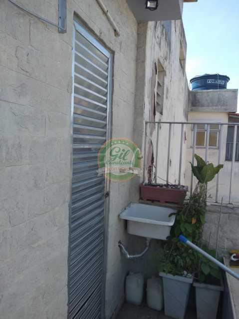 f605777d-7884-4c09-963d-8d57b8 - Cobertura 3 quartos à venda Tanque, Rio de Janeiro - R$ 420.000 - CB0212 - 13