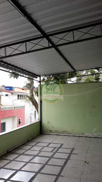 03e8abe4-01dc-42c8-9cd3-31f80d - Casa de Vila 3 quartos à venda Jacarepaguá, Rio de Janeiro - R$ 340.000 - CS2371 - 3