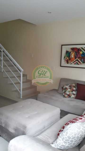 3ef371ce-8a51-4481-a926-94bd26 - Casa de Vila 3 Quartos À Venda Jacarepaguá, Rio de Janeiro - R$ 390.000 - CS2371 - 5