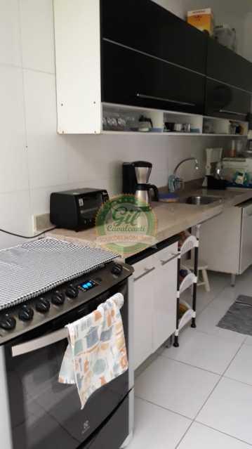 6bf8e0bc-c66a-45ff-91ac-47a92c - Casa de Vila 3 Quartos À Venda Jacarepaguá, Rio de Janeiro - R$ 390.000 - CS2371 - 20