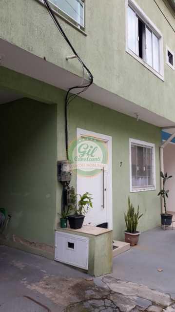 5098e35b-802f-44e4-be2b-e6c8ec - Casa de Vila 3 Quartos À Venda Jacarepaguá, Rio de Janeiro - R$ 390.000 - CS2371 - 1