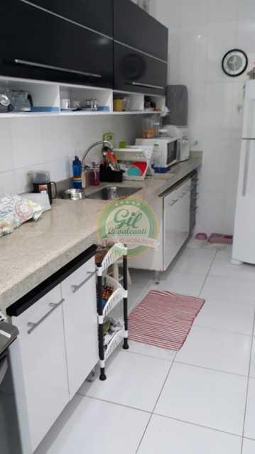 9082cfee-381d-4337-b2cb-ba6183 - Casa de Vila 3 quartos à venda Jacarepaguá, Rio de Janeiro - R$ 340.000 - CS2371 - 21