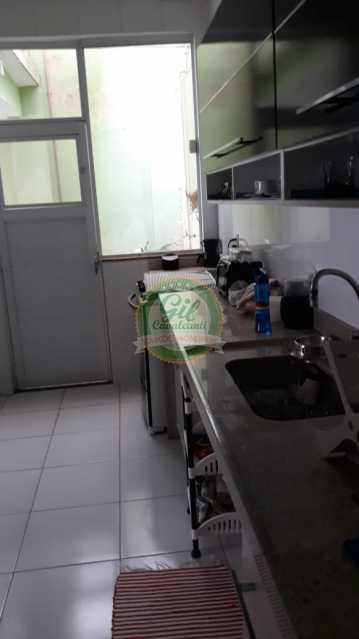 d0f086dd-9b6d-40ac-aea9-00cb1c - Casa de Vila 3 Quartos À Venda Jacarepaguá, Rio de Janeiro - R$ 390.000 - CS2371 - 23