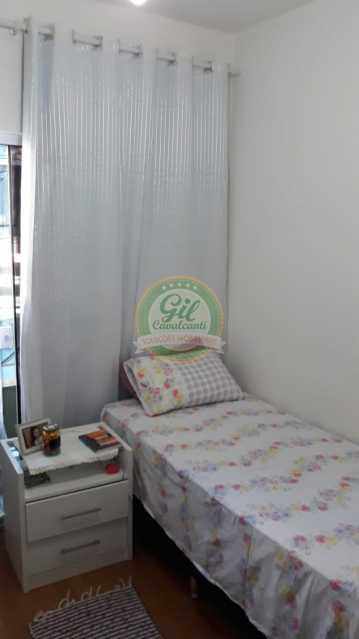 e06ad344-e6d1-4532-9e79-419a5e - Casa de Vila 3 quartos à venda Jacarepaguá, Rio de Janeiro - R$ 340.000 - CS2371 - 13