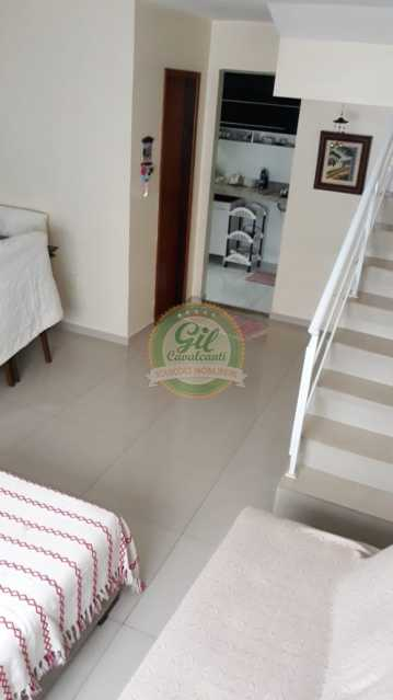 f2484659-cff9-4bf5-9920-6cc5e3 - Casa de Vila 3 Quartos À Venda Jacarepaguá, Rio de Janeiro - R$ 390.000 - CS2371 - 10