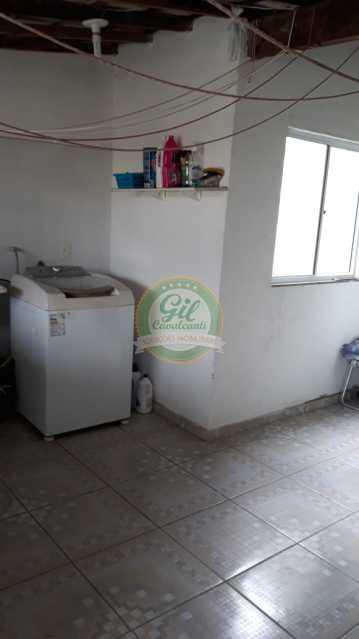 f5017539-e355-4264-9f7b-a405ac - Casa de Vila 3 quartos à venda Jacarepaguá, Rio de Janeiro - R$ 340.000 - CS2371 - 30