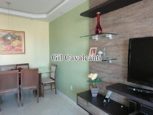 SALA DE JANTAR - Apartamento Bento Ribeiro,Rio de Janeiro,RJ À Venda,2 Quartos,82m² - APV0287 - 3