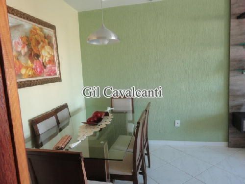 SALA DE JANTAR. - Apartamento Bento Ribeiro,Rio de Janeiro,RJ À Venda,2 Quartos,82m² - APV0287 - 4