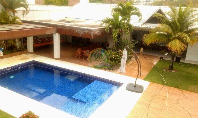 57eb2370-3d93-490c-b5d5-ef141e - Casa Barra da Tijuca, Rio de Janeiro, RJ À Venda, 7 Quartos, 825m² - CS2368 - 3