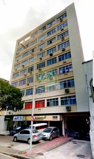 fotos-1 - Apartamento 2 quartos à venda Botafogo, Rio de Janeiro - R$ 679.000 - AP1950 - 1