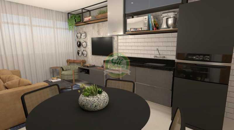 fotos-4 - Apartamento 2 quartos à venda Botafogo, Rio de Janeiro - R$ 679.000 - AP1950 - 6