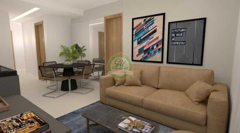fotos-5 - Apartamento 2 quartos à venda Botafogo, Rio de Janeiro - R$ 679.000 - AP1950 - 5