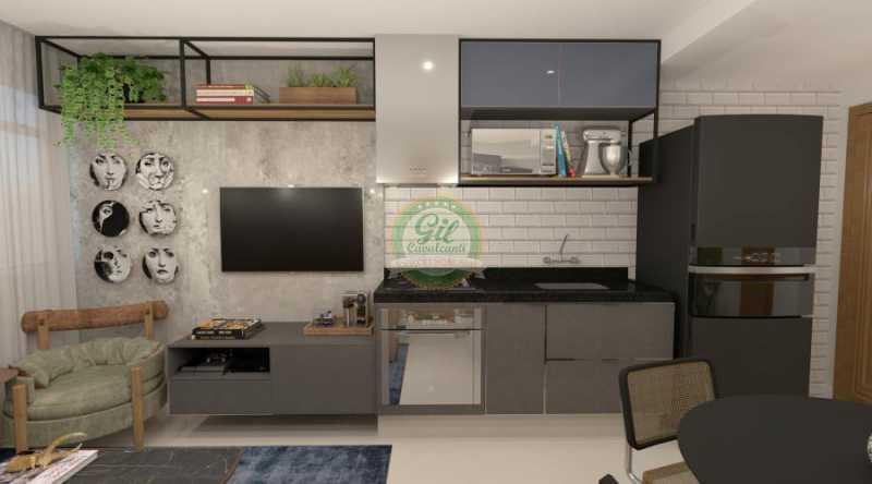 fotos-6 - Apartamento 2 quartos à venda Botafogo, Rio de Janeiro - R$ 679.000 - AP1950 - 7