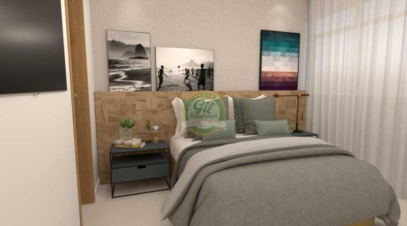 fotos-10 - Apartamento 2 quartos à venda Botafogo, Rio de Janeiro - R$ 679.000 - AP1950 - 11