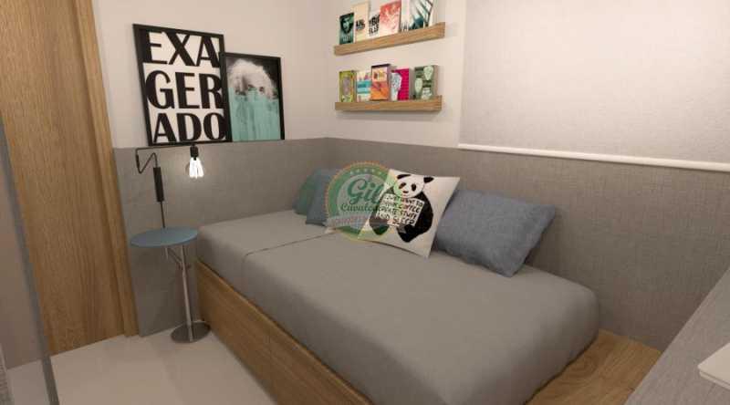 fotos-16 - Apartamento 2 quartos à venda Botafogo, Rio de Janeiro - R$ 679.000 - AP1950 - 14