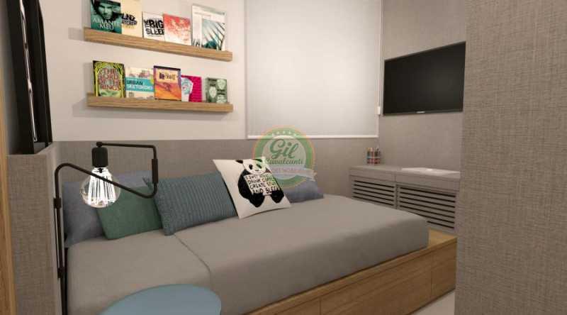 fotos-18 - Apartamento 2 quartos à venda Botafogo, Rio de Janeiro - R$ 679.000 - AP1950 - 16