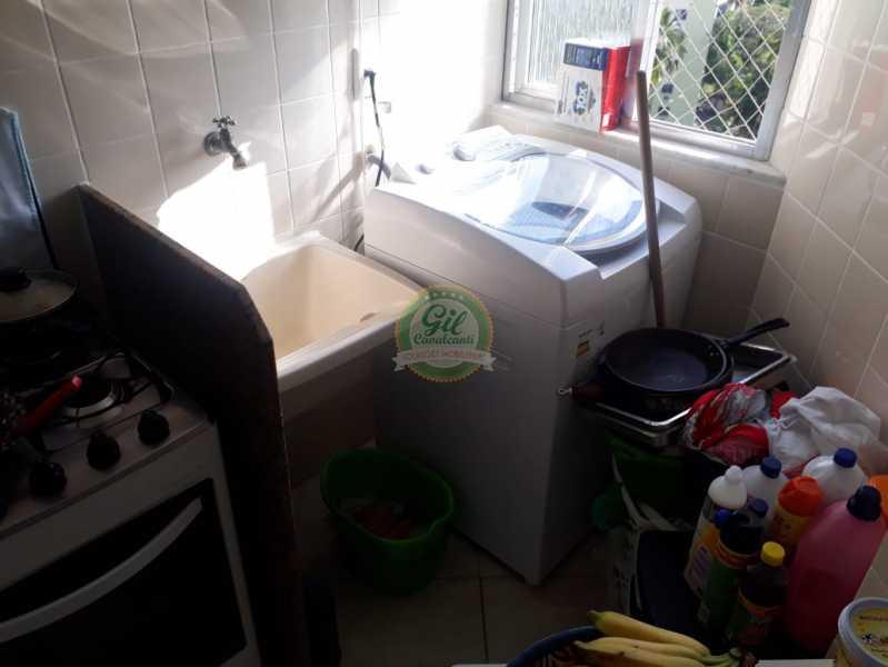 a4836e43-1d99-4d45-bad3-cf06ff - Apartamento 3 quartos à venda Anil, Rio de Janeiro - R$ 300.000 - AP1951 - 24