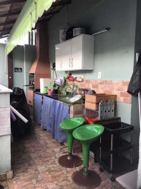 1ff37896-70db-4995-a5da-bbddd6 - Cobertura 3 quartos à venda Taquara, Rio de Janeiro - R$ 370.000 - CB0215 - 14