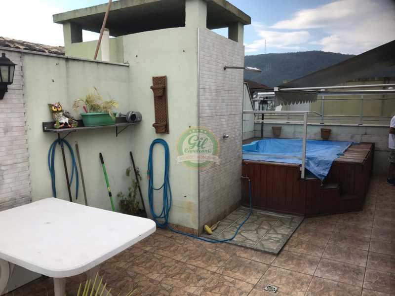 41275a1a-4abd-4dee-8216-6bf1e5 - Cobertura 3 quartos à venda Taquara, Rio de Janeiro - R$ 370.000 - CB0215 - 19