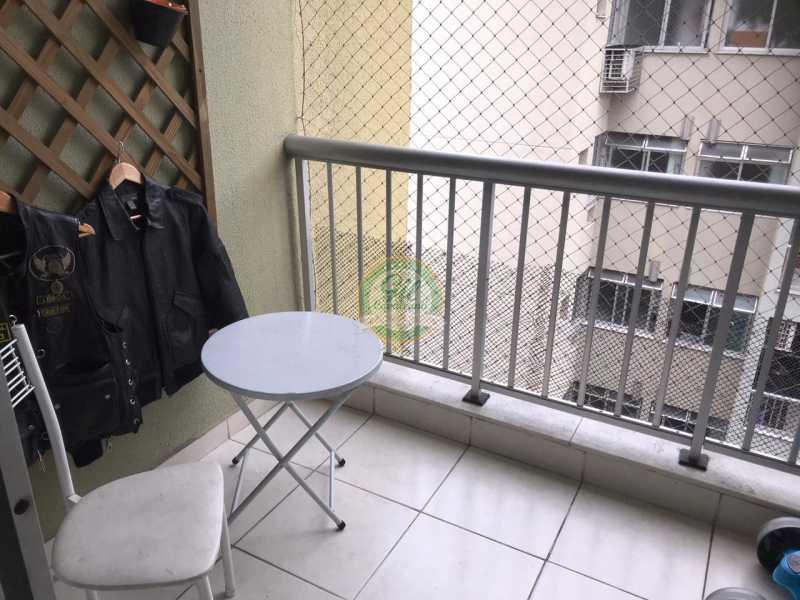 71671e30-cc5b-49f3-b0cd-872dbb - Cobertura 3 quartos à venda Taquara, Rio de Janeiro - R$ 370.000 - CB0215 - 6