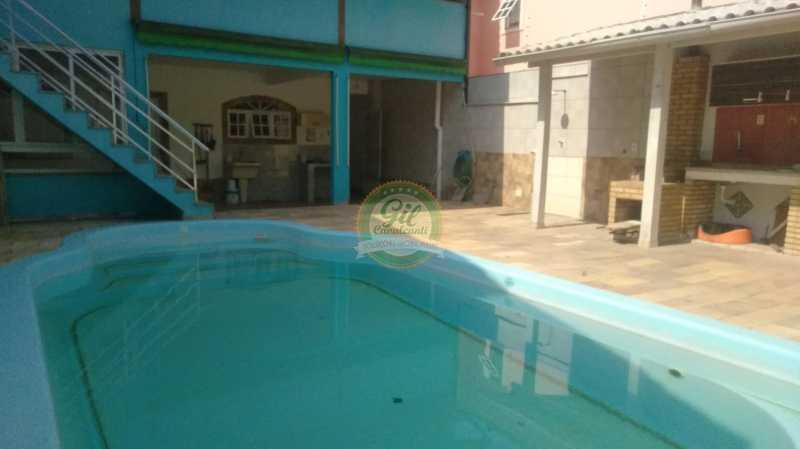 1d65c245-6f84-4bb8-835e-3fd3c9 - Casa 3 quartos à venda Curicica, Rio de Janeiro - R$ 680.000 - CS2411 - 3