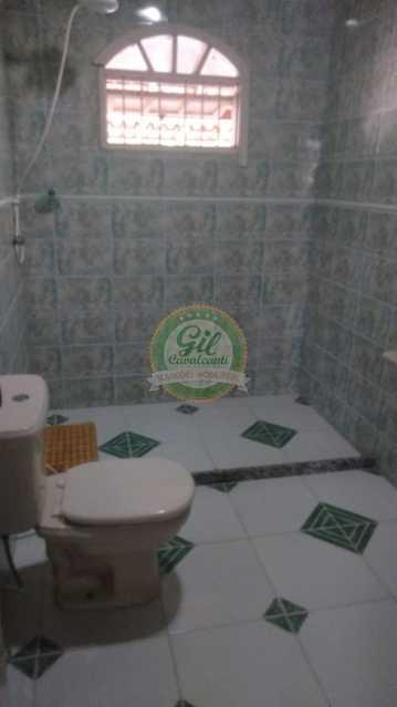 5e297ebc-e78e-4a15-9741-8e61bf - Casa 3 quartos à venda Curicica, Rio de Janeiro - R$ 680.000 - CS2411 - 19