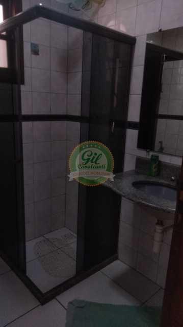 6c3b5c7b-6edd-47b8-9a1c-f23724 - Casa 3 quartos à venda Curicica, Rio de Janeiro - R$ 680.000 - CS2411 - 22