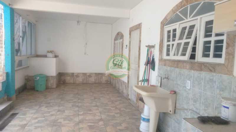 61c53255-1fcb-4e3a-8628-99990c - Casa 3 quartos à venda Curicica, Rio de Janeiro - R$ 680.000 - CS2411 - 10