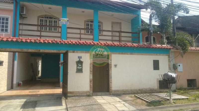 f32c4711-4491-4687-a8d6-f72016 - Casa 3 quartos à venda Curicica, Rio de Janeiro - R$ 680.000 - CS2411 - 1