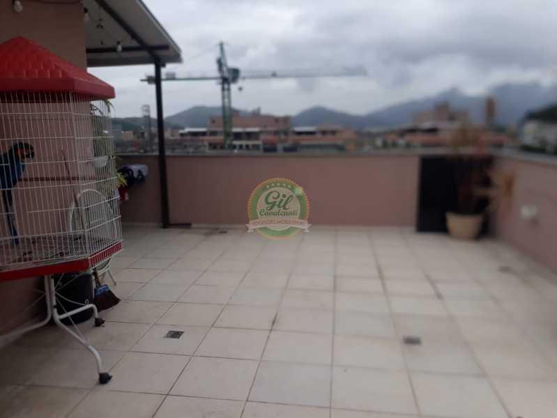 WhatsApp Image 2020-01-18 at 1 - Cobertura 3 quartos à venda Taquara, Rio de Janeiro - R$ 745.000 - CB0220 - 16