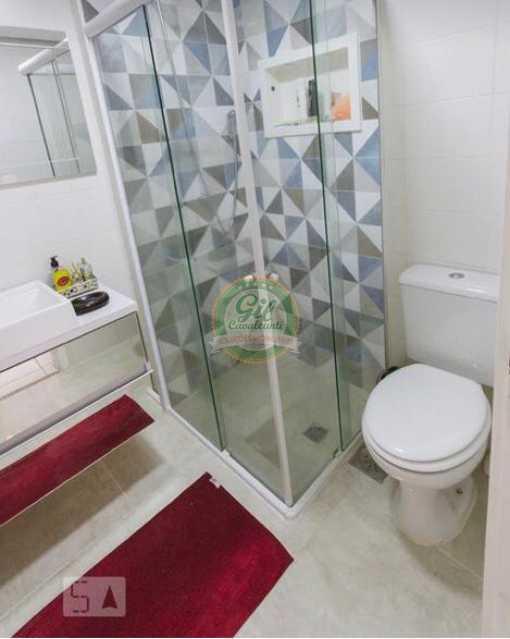 Banheiro Social. - Cobertura 3 quartos à venda Taquara, Rio de Janeiro - R$ 520.000 - CB0221 - 19