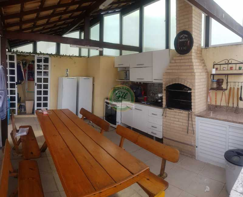 Lazer 4. - Cobertura 3 quartos à venda Taquara, Rio de Janeiro - R$ 520.000 - CB0221 - 28