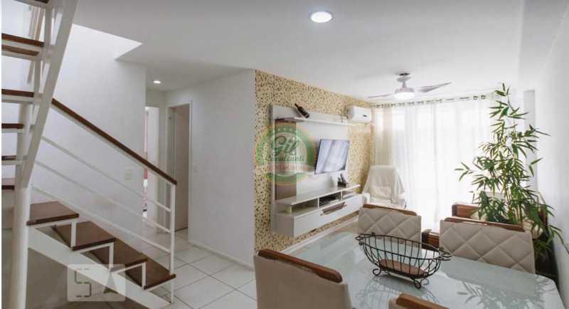 Sala 3. - Cobertura 3 quartos à venda Taquara, Rio de Janeiro - R$ 520.000 - CB0221 - 14