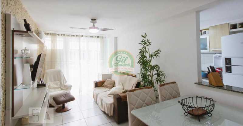 Sala 5. - Cobertura 3 quartos à venda Taquara, Rio de Janeiro - R$ 520.000 - CB0221 - 15