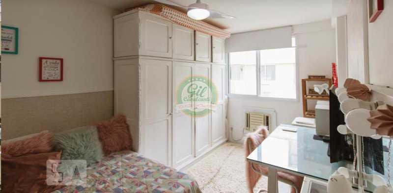 Suíte 1. - Cobertura 3 quartos à venda Taquara, Rio de Janeiro - R$ 520.000 - CB0221 - 20