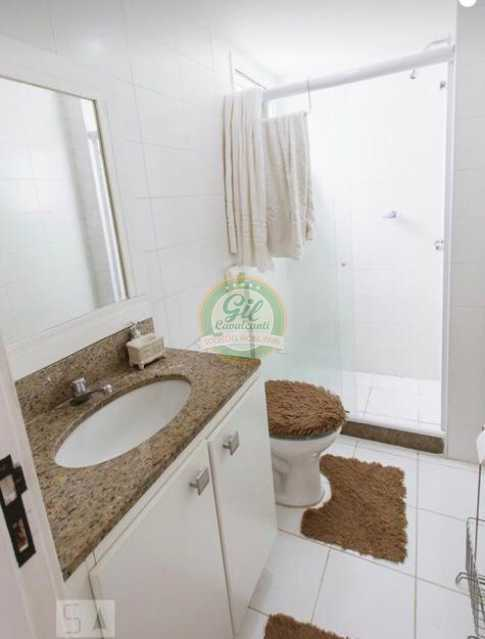 Suíte 2 banheiro. - Cobertura 3 quartos à venda Taquara, Rio de Janeiro - R$ 520.000 - CB0221 - 30