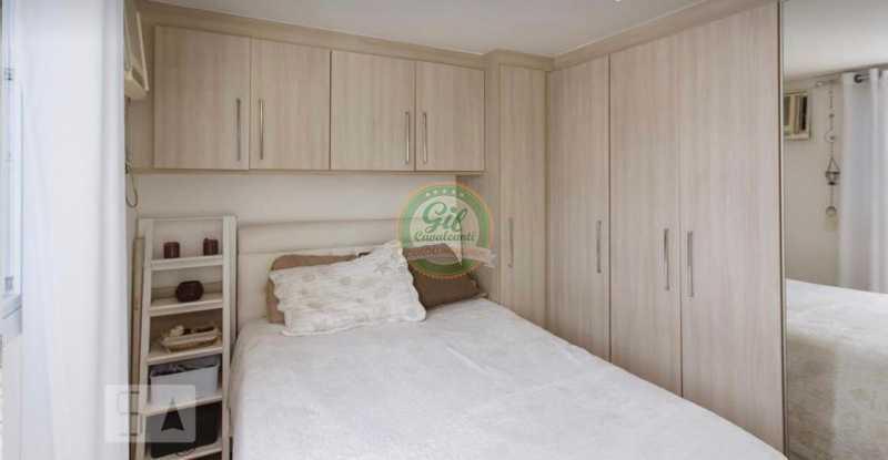 Suíte 2. - Cobertura 3 quartos à venda Taquara, Rio de Janeiro - R$ 520.000 - CB0221 - 29