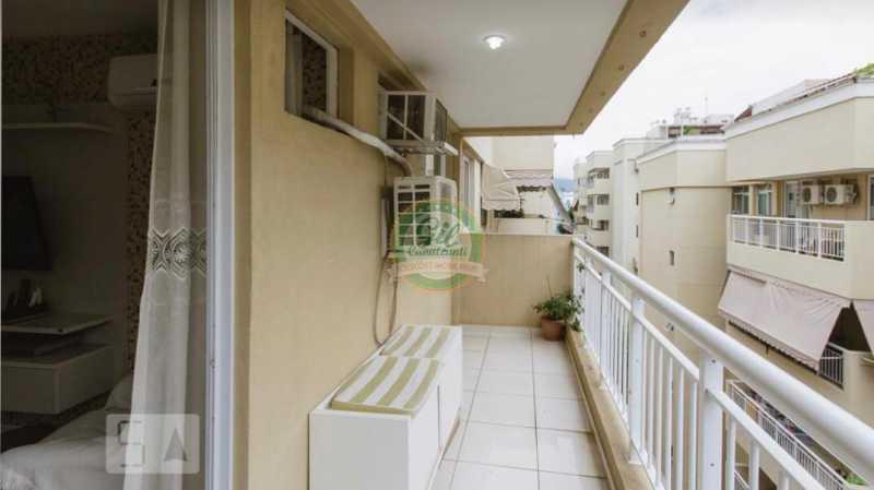 Varanda 2. - Cobertura 3 quartos à venda Taquara, Rio de Janeiro - R$ 520.000 - CB0221 - 23