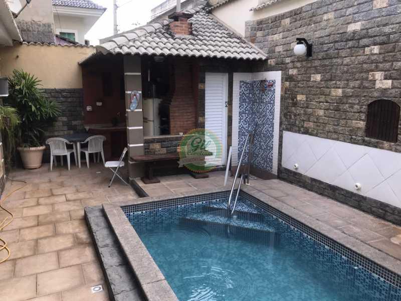 1e95f402-a05e-4862-8831-c77728 - Casa em Condomínio 6 Quartos À Venda Jacarepaguá, Rio de Janeiro - R$ 740.000 - CS2430 - 6