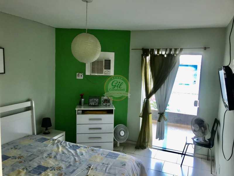 038c5e74-697b-4232-ac49-99ffff - Casa em Condomínio 6 Quartos À Venda Jacarepaguá, Rio de Janeiro - R$ 740.000 - CS2430 - 21