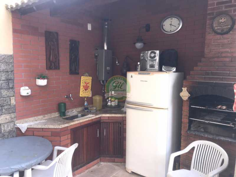 61b89cdd-1a62-454a-ab94-4697cc - Casa em Condomínio 6 Quartos À Venda Jacarepaguá, Rio de Janeiro - R$ 740.000 - CS2430 - 26