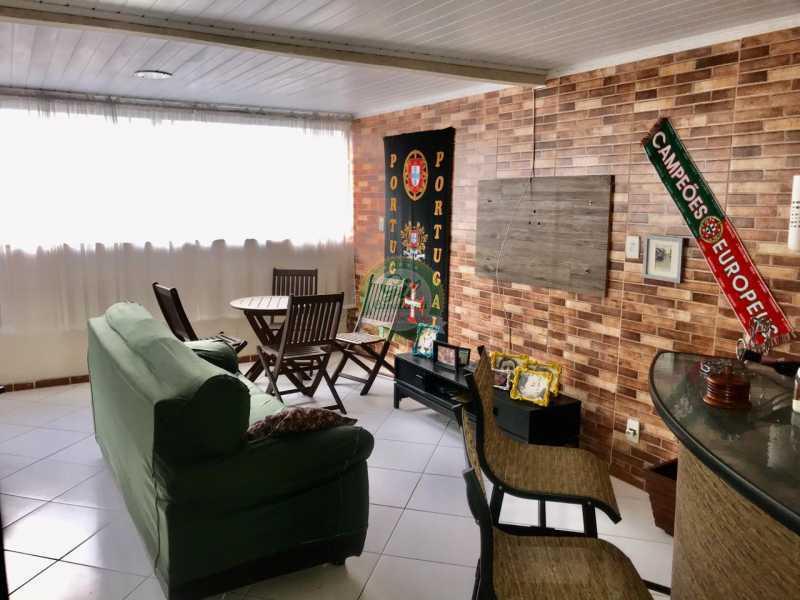 786c6ccd-0ca6-41fb-9d80-9448cf - Casa em Condomínio 6 Quartos À Venda Jacarepaguá, Rio de Janeiro - R$ 740.000 - CS2430 - 22