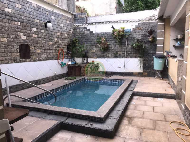 5036ecdf-645a-44e5-b26c-a7343b - Casa em Condomínio 6 Quartos À Venda Jacarepaguá, Rio de Janeiro - R$ 740.000 - CS2430 - 7