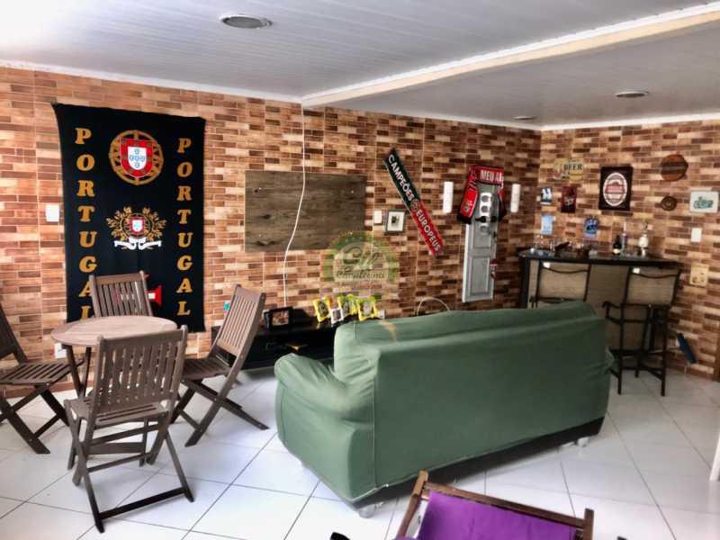346173d7-ba34-45de-95d5-5a2f78 - Casa em Condomínio 6 Quartos À Venda Jacarepaguá, Rio de Janeiro - R$ 740.000 - CS2430 - 25