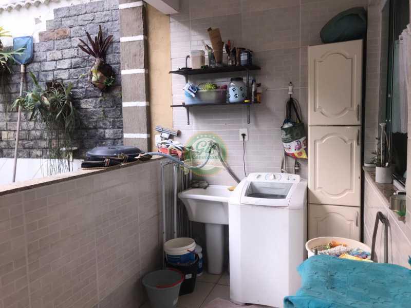 b72d400a-37ae-4858-8ef7-a2171e - Casa em Condomínio 6 Quartos À Venda Jacarepaguá, Rio de Janeiro - R$ 740.000 - CS2430 - 27