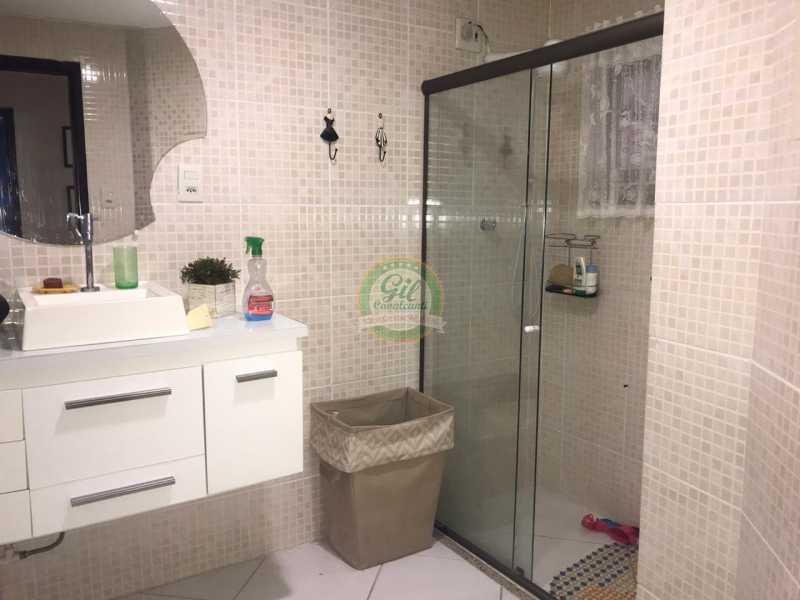 c1490151-d1c8-431c-8eef-34f148 - Casa em Condomínio 6 Quartos À Venda Jacarepaguá, Rio de Janeiro - R$ 740.000 - CS2430 - 31