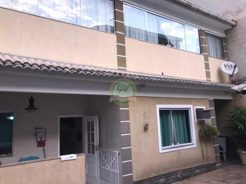 eb94cd2e-78f3-46ac-803f-fc8cf0 - Casa em Condomínio 6 Quartos À Venda Jacarepaguá, Rio de Janeiro - R$ 740.000 - CS2430 - 1